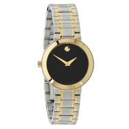 Movado 0607281 Women's Stiri Black Quartz Watch