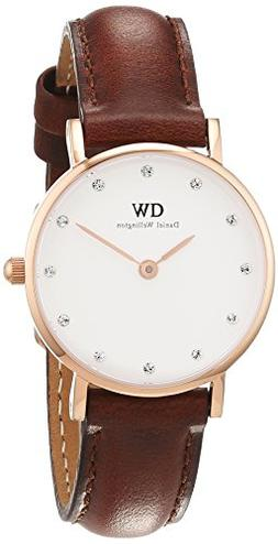 Daniel Wellington Women's 0900DW St. Mawes Stainless Steel W