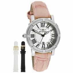 Invicta Women's 13967 Wildflower Stainless Steel Watch with