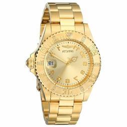 Invicta Women's 15249 Pro Diver 18k Yellow Gold Ion-Plated S