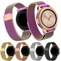 18mm Milanese Loop Magnetic Wrist Watch Strap Band For FOSSI