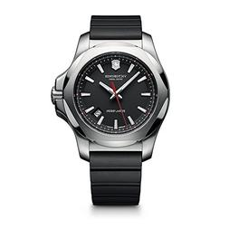 Victorinox Swiss Army Men's 'I.N.O.X.' Swiss Quartz Stainles