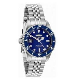 Invicta Women's Watch Pro Diver Quartz Blue Dial Stainless S