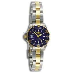 Invicta Women's 8942 Pro Diver GQ Two-Tone Stainless Steel W