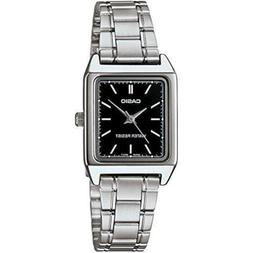 Casio Women's Analog Quartz Stainless Steel Watch LTPV007D-1