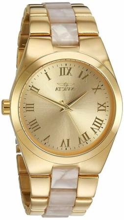 Invicta 20481 Women's Angel 38mm Gold Dial Watch