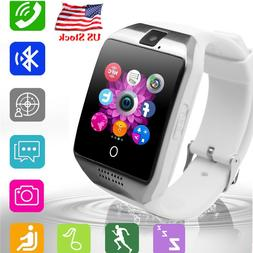 Lady Bluetooth Smart Watch Wristwatch for Android Samsung Ga