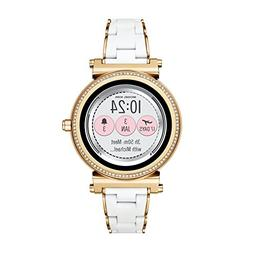 Michael Kors Access, Women's Smartwatch, Sofie Gold-Tone S
