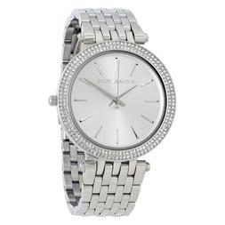 Michael Kors Darci Silver Tone Stainless Steel MK3190 Womens