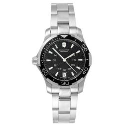 Victorinox Swiss Army Women's Watch Alliance Black Dial Brac