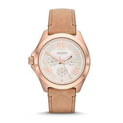 Fossil Women's AM4532 Cecile Analog Display Analog Quartz Be