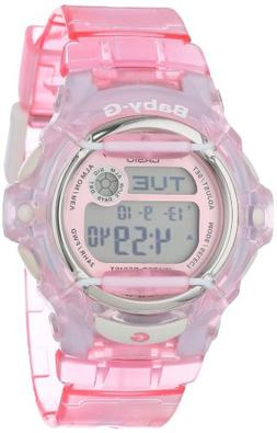 Casio Women's BG169R-4 Baby-G Pink Whale Digital Sport Watch