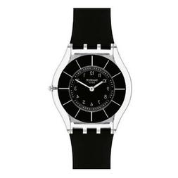 Swatch BLACK CLASSINESS Ladies Watch SFK361