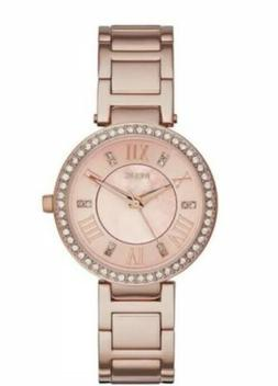 Relic By Fossil Women Rose Mother Of Pearl Watch