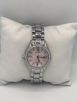 Relic By Fossil Women Watch Mother Of Pearl