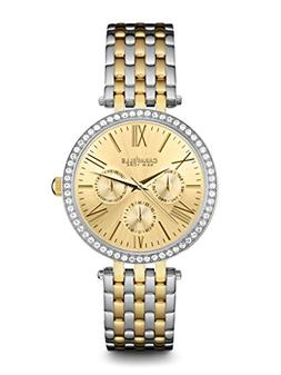 Caravelle New York Women's 45N100 Analog Display Japanese Qu