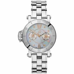 Guess Collection GC Women's Sport Chic Femme Mother-of-Pearl