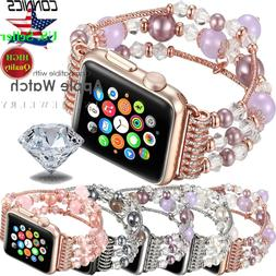 Compatible Apple Watch 4 Women's 38/40/42/44mm Jewelry Ban