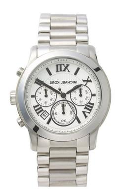 Michael Kors Cooper Stainless Steel Chronograph Ladies Watch