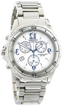 Citizen Eco-Drive Women's FB1350-58A Chronograph Watch