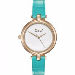 "Citizen Women's EM0253-20A ""Silhouette"" Rose Gold-Tone Watch"