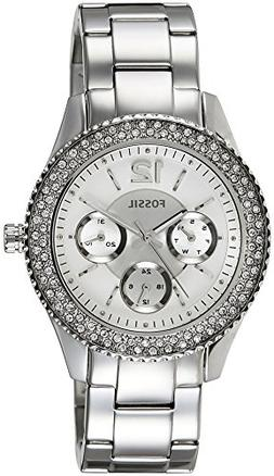 Fossil Women's ES3588 Stella Multifunction Stainless Steel W