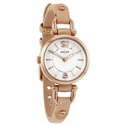 Fossil Women's ES3745 Georgia Gold-Tone Stainless Steel Watc