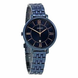 es4094 women s jacqueline navy blue stainless