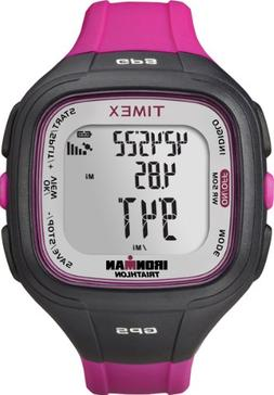 Timex IRONMAN Easy Trainer GPS Black/Pink: Timex GPS Watches