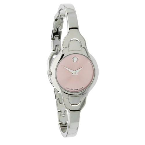 0605284 women s kara pink quartz watch