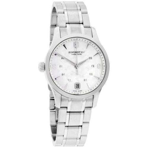 Victorinox Women's 249061 Alliance Analog Display Swiss Quar