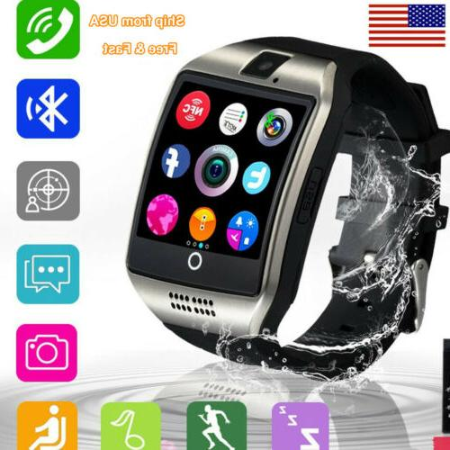 Bluetooth Smart Watch Unlocked Watch Cell Phone for Android