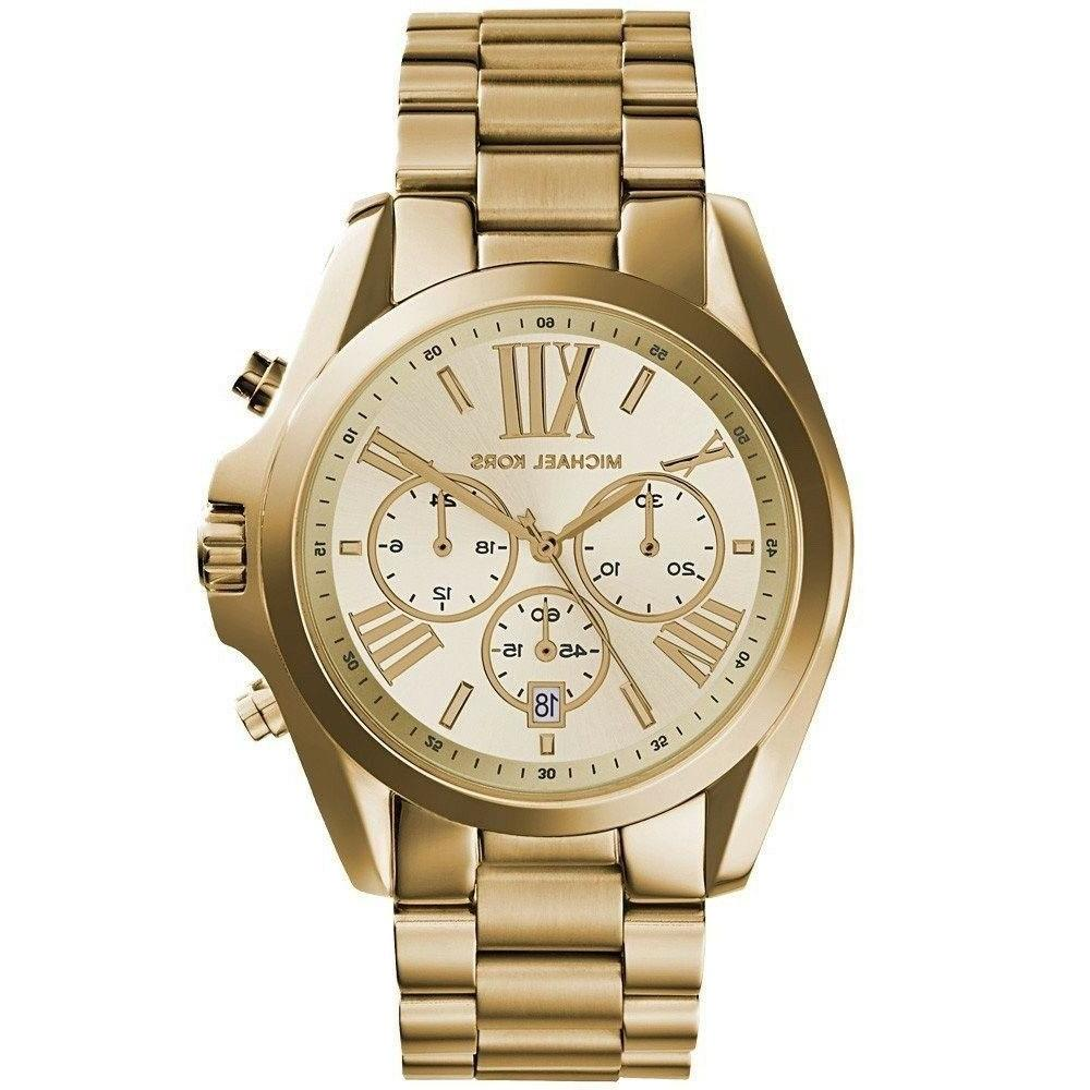 Brand new Michael Kors MK5605 Women's Watch with tag, no bo