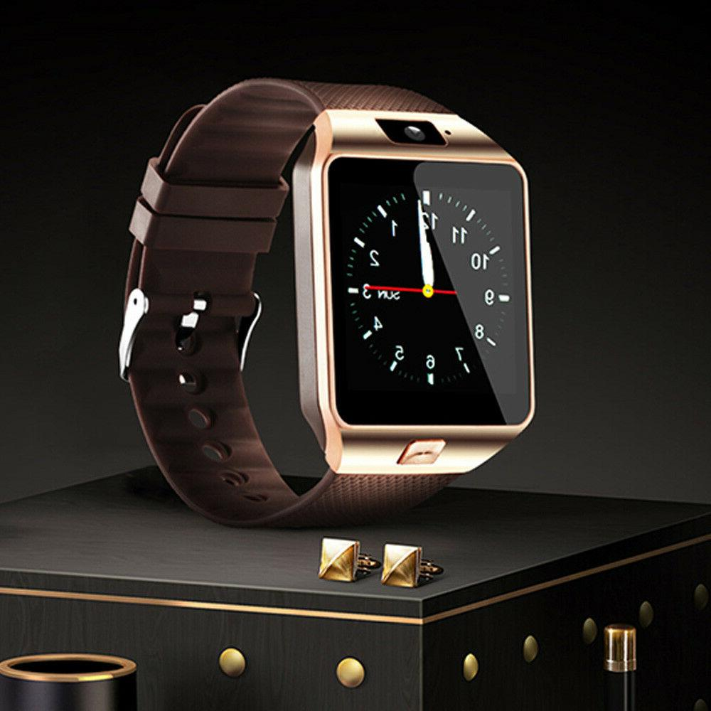 Fashion Bluetooth Smart Watch Phone for Android Samsung LG G