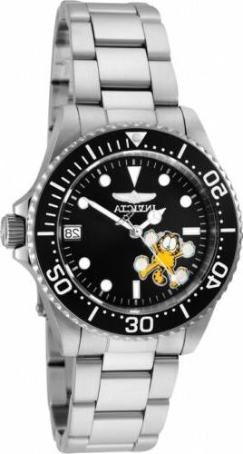 Invicta 24865 Character Collection Women's 36mm Stainless St