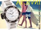 Invicta 40mm 0538 Subaqua Noma IV Stainless Steel White Poly