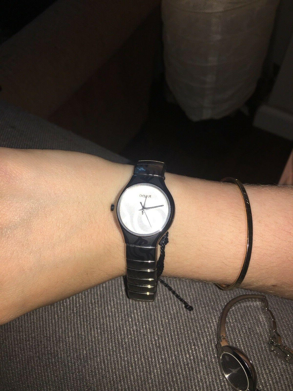 Rado Rado True Women's Quartz Watch R27689102. 100% Authenti
