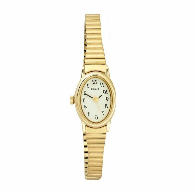 Timex Cavatina T218729J Wrist Expansion Stainless Watch Wome