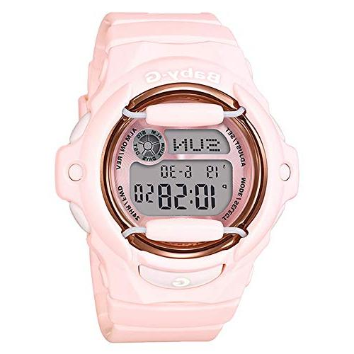 baby g bg169g tone watch