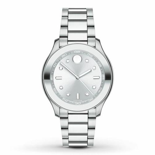 Women's Movado 'Bold' Bracelet Watch, 38Mm