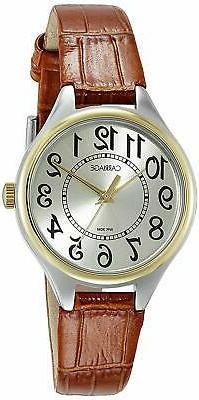 carriage women s c3c401 two tone brown