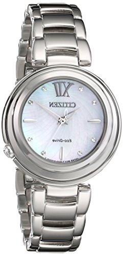 Citizen Eco-Drive Women's EM0330-55D Citizen L Sunrise Analo
