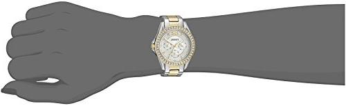 Fossil Two-Tone Stainless Steel Watch, Gold-Tone