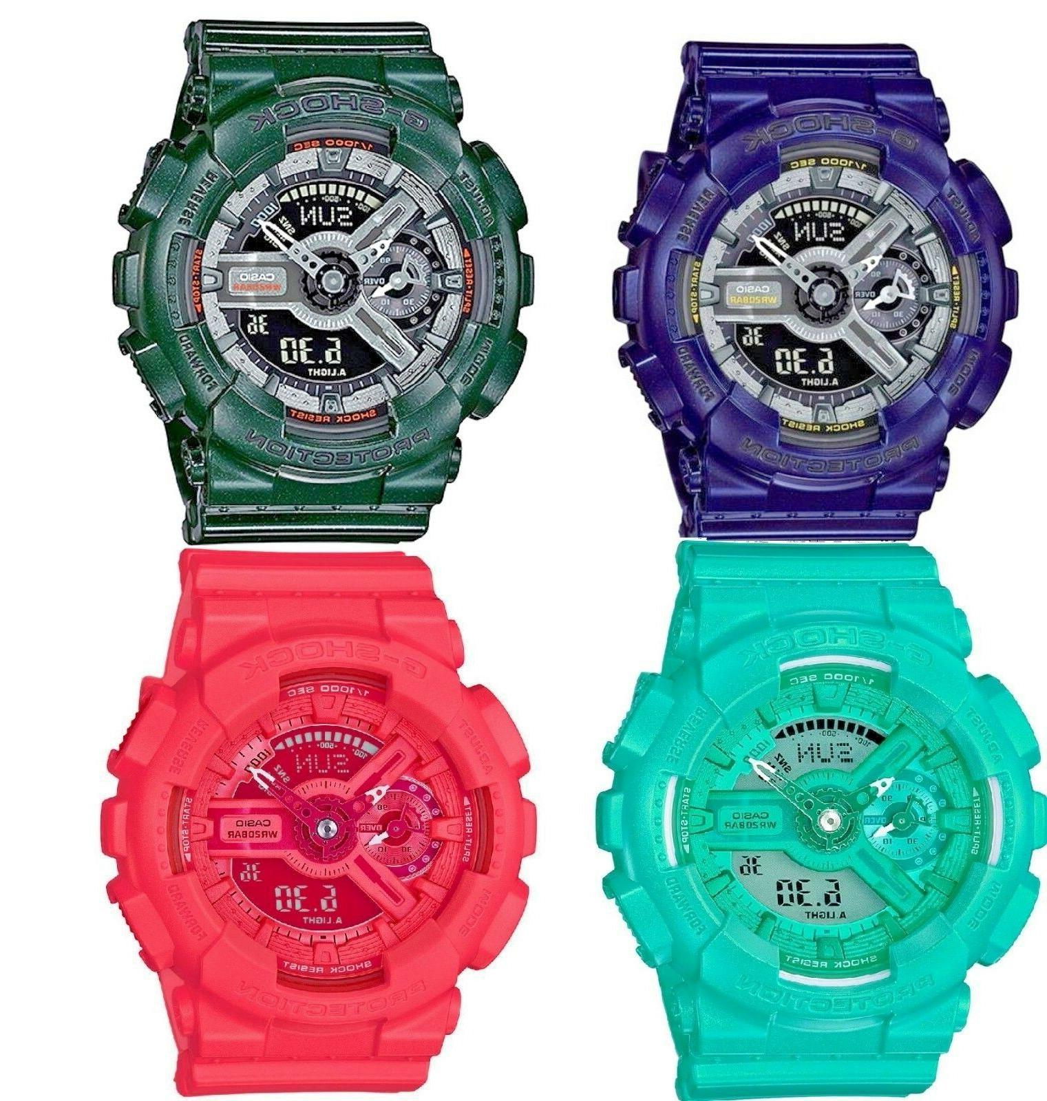 g shock s series unisex quartz analog