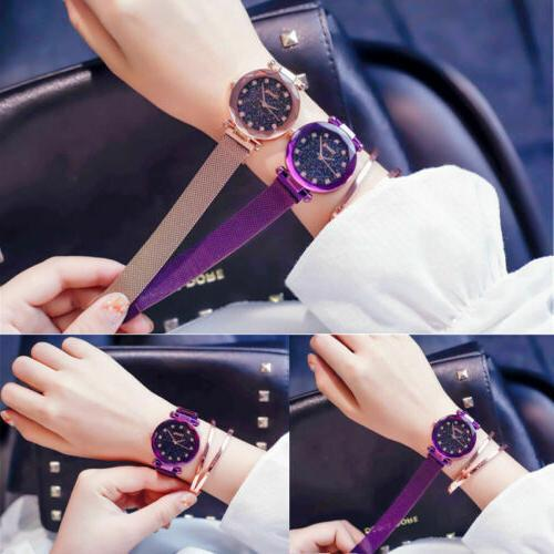 Hot Waterproof Magnet Stainless Women