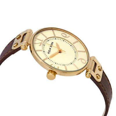 Anne Klein Ivory Ladies Watch 10-9168IVBN