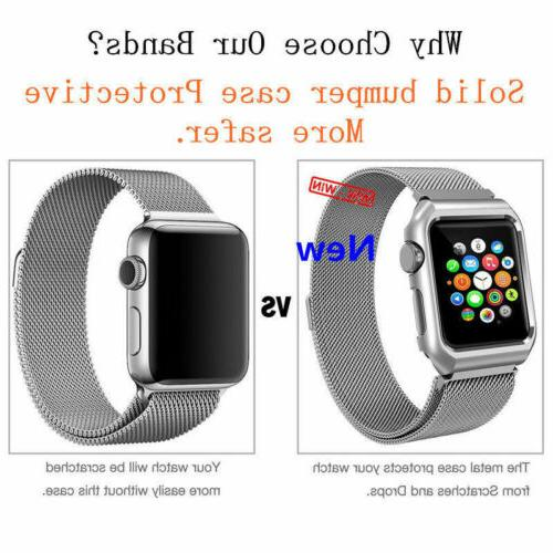For iWatch Watch Band 3 2 Men Strap US