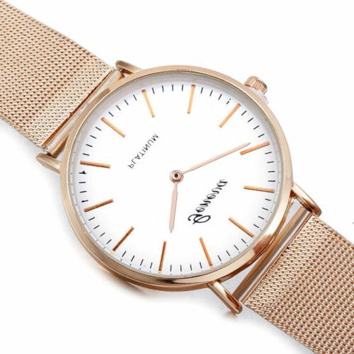 Luxury Geneva Women Watch Quartz Wrist