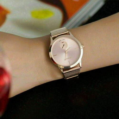 Luxury Stainless Wrist New