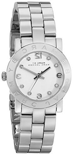 Marc by Marc Jacobs Women's MBM3055 Amy Stainless Steel Watc